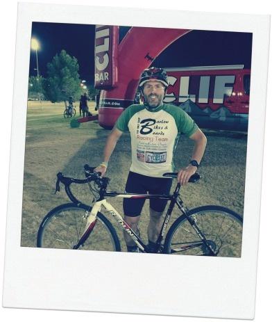 Paul Barlow - Race Director for Cycle Columbia County