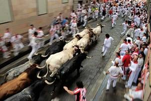 Running of the Bulls