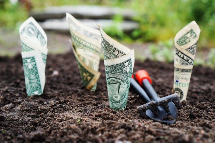 Customer retention is like planting dollar bills in the ground