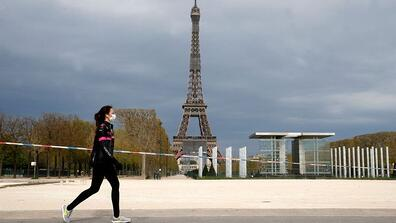 Paris Jogging