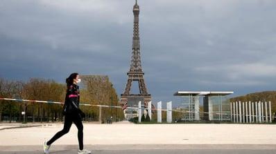 Paris Jogging