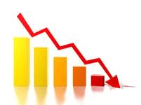 falling revenue