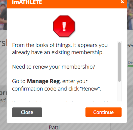 imATHLETE Membership Platform 5