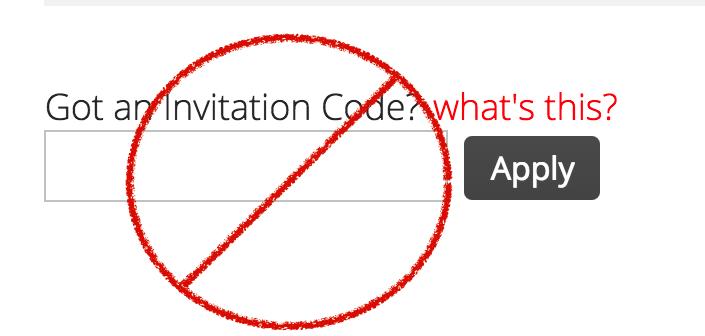 No_Invitation_Codes
