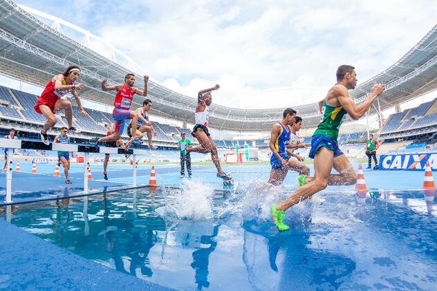 The Perfect Race: An Athlete's Perspective