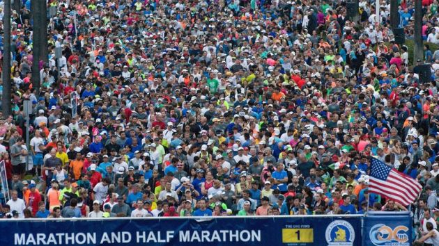 marathon participation