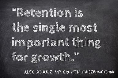 retention chalkboard
