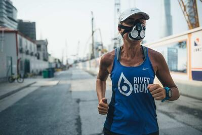 runner face mask